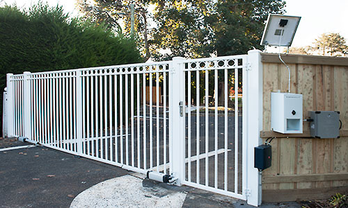 Electric Gate Motors For Automatic Driveway Gates