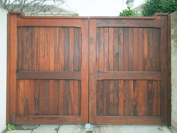 Wooden Gates Picket Gates And Timber Gate Design