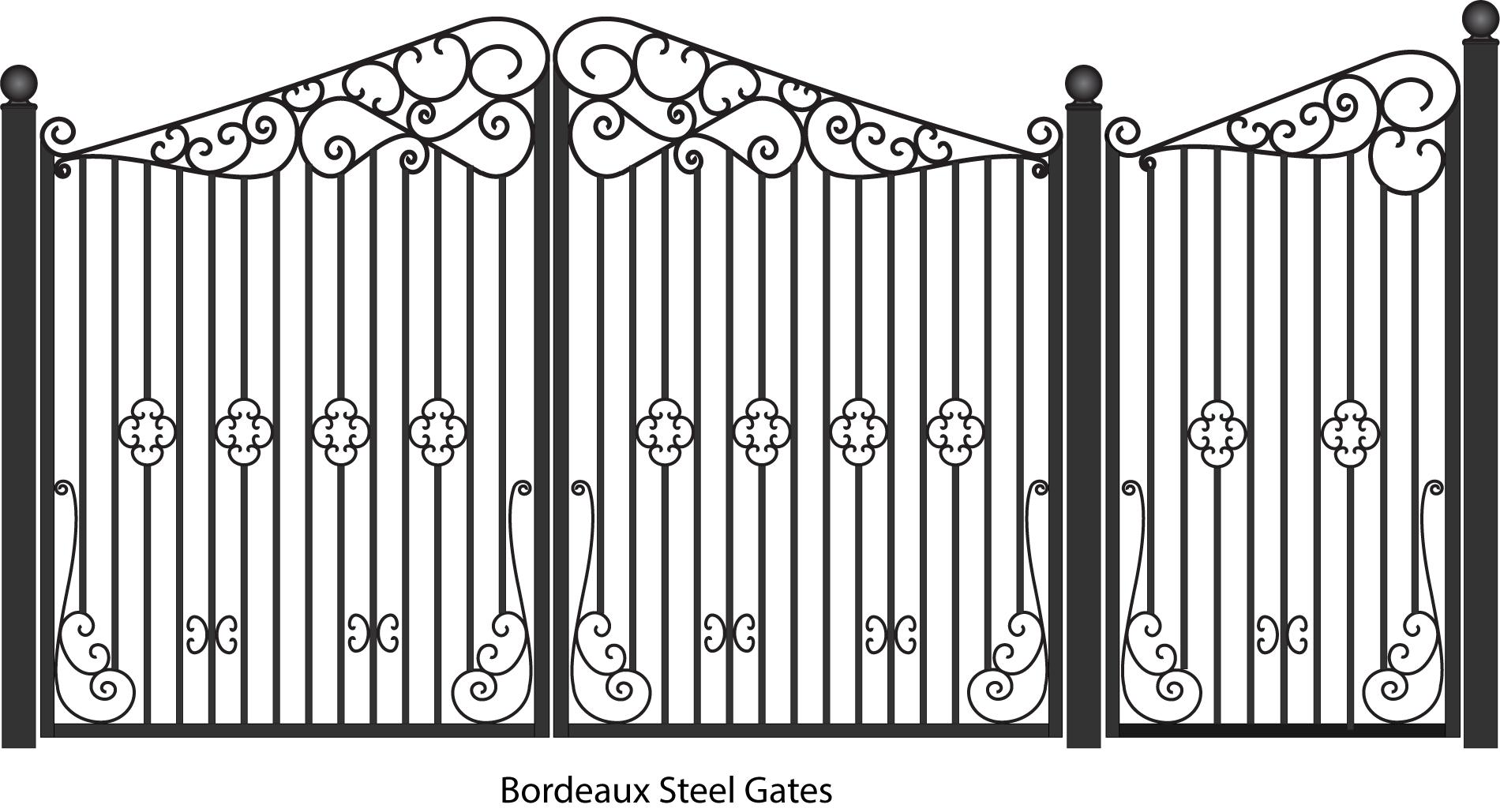 Custom Metal Fence Joy Studio Design Gallery Best Design