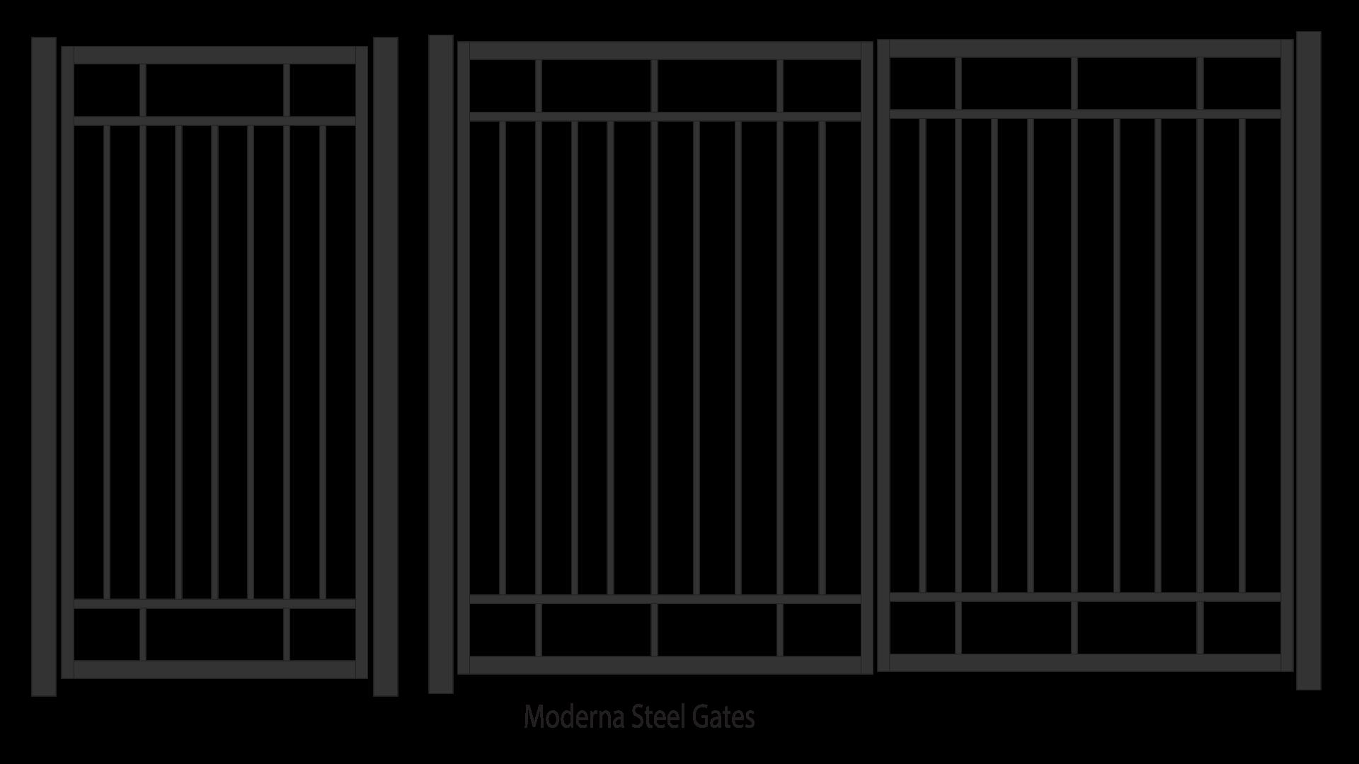 Sheet Metal Fence Designs